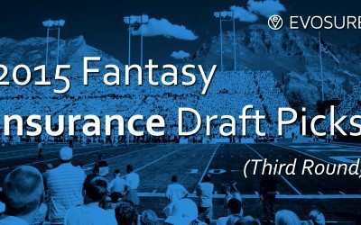 2015 Fantasy Insurance Drafts: Third Round