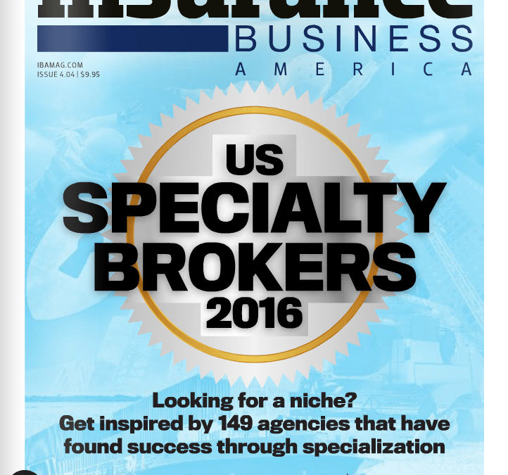 Avion Insurance Featured In Insurance Business America Magazine