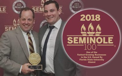 AVION Named One of the Fastest Growing Companies Owned by a FSU Alum