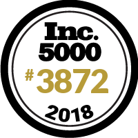 Inc 5000 for 2018