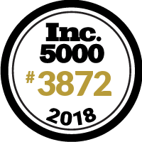 Inc 5000 badge