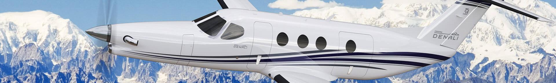 Cessna Denali Turbo Prop