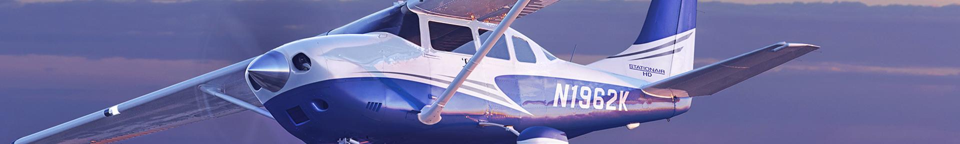 Cessna Piston Plane