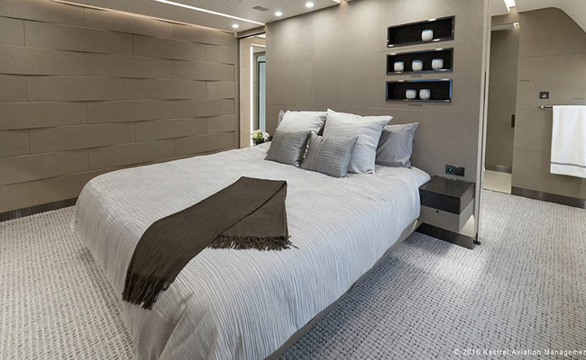 Beige master bedroom